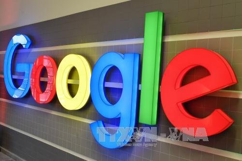 google thoat khoan no ca ty euro. anh: epa/ttxvn