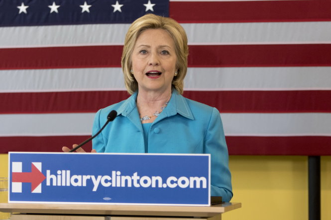 cuu ngoai truong my hillary clinton - anh: reuters