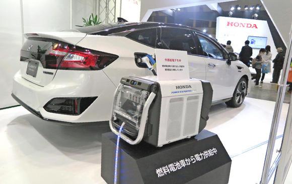 Honda lắp đặt trạm nạp khí hydro siêu tốc cho xe: Nạp 3 phút chạy được 750 km
