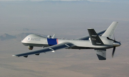 may bay khong nguoi lai mq-9 reaper cua khong quan my. anh:wikipedia