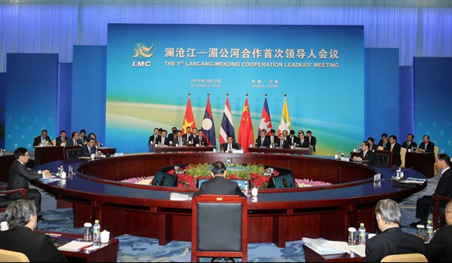'Củ cà rốt của Trung Quốc' với các nước sông Mekong