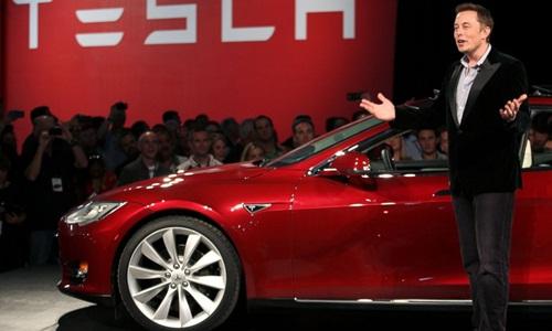 Tesla vượt GM thành hãng xe giá trị nhất nước Mỹ
