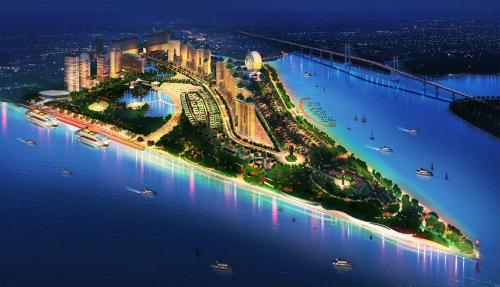 Siêu dự án 6 tỷ USD ven sông Sài Gòn của Vạn Thịnh Phát chưa được phê duyệt