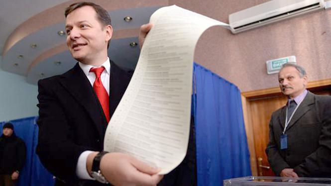 ong oleg lyashko, lanh dao dang cap tien cua ukraine - anh: afp