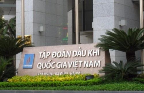 PVN không được góp vốn, mua cổ phần tại ngân hàng, bảo hiểm, chứng khoán