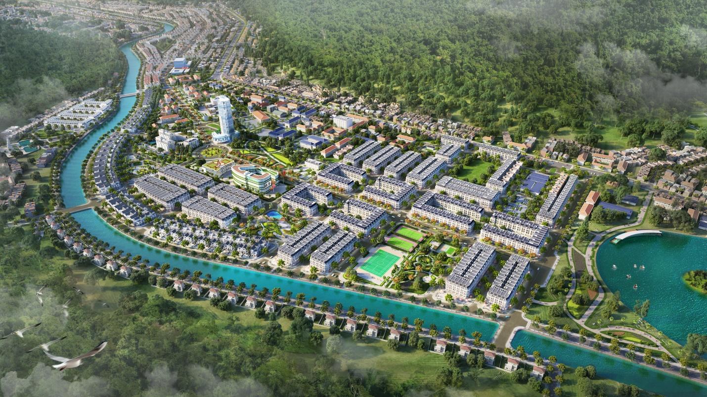 Picenza kiến tạo khu đô thị đẳng cấp tại Sơn La