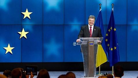 tong thong ukraine poroshenko