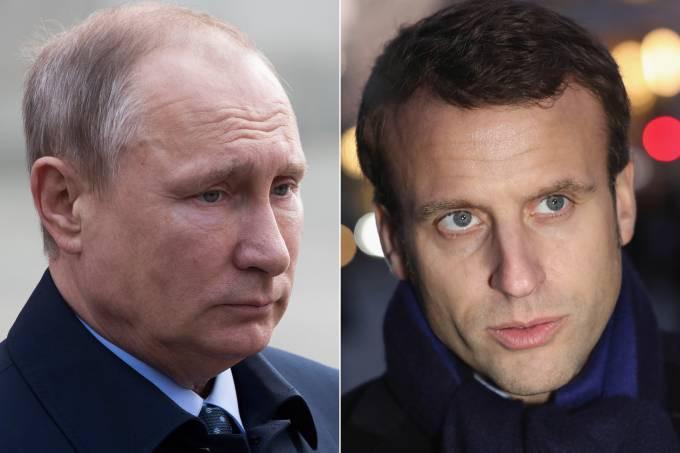 """Tổng thống Putin sẽ """"phá băng"""" quan hệ Nga-Pháp?"""