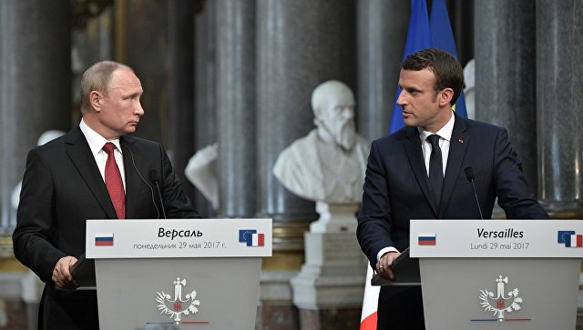 Macron kêu gọi tôn trọng Nga: Điều gì đã khiến Pháp thay đổi thái độ?