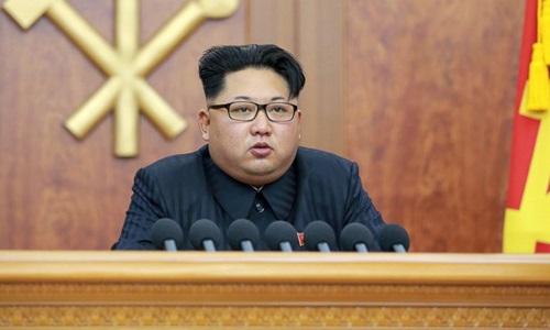 lanh dao trieu tien kim jong-un. anh:abc news