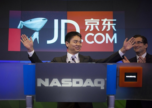 Richard Liu - CEO hãng thương mại điện tử lớn nhì Trung Quốc