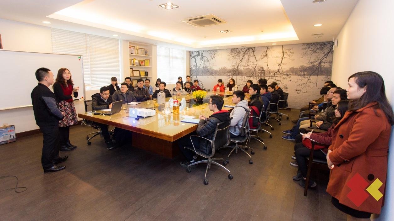 Câu lạc bộ Chứng khoán SIC - FTU: Nhìn lại chặng đường START-UP 2015