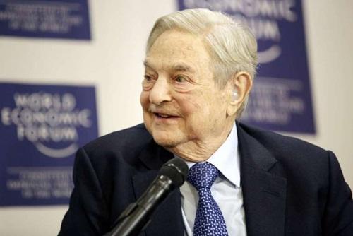 Tỷ phú Soros: 'Trung Quốc sẽ hạ cánh cứng'