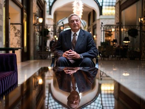 George Soros: 'Thị trường tài chính gợi nhớ khủng hoảng 2008'