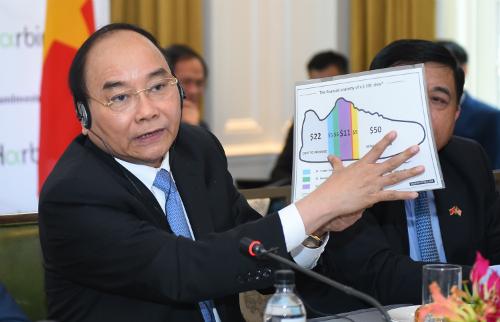 Thủ tướng: Thời điểm chín muồi để Mỹ rót vốn vào Việt Nam
