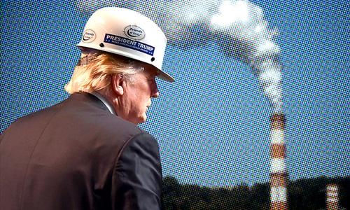 Nguy cơ chiến tranh thương mại khi Mỹ rút khỏi hiệp định chống biến đổi khí hậu
