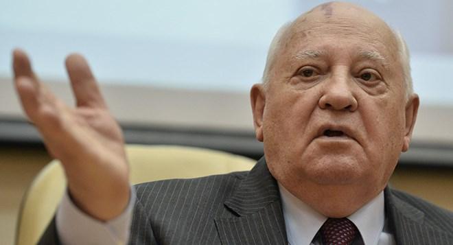 cuu lanh dao lien xo mikhail gorbachev (nguon: sputnik)