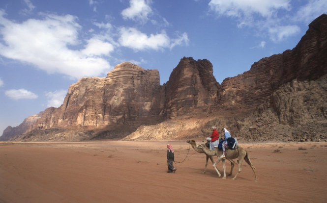 den wadi rum tren lung lac da - anh: originaltravel