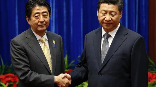 """Mối quan hệ giữa Trung Quốc và Nhật Bản là """"bất diệt"""""""
