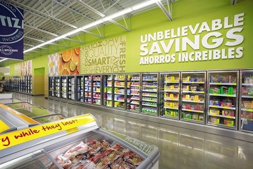 Chuỗi siêu thị Đức đe dọa soán ngôi Wal-Mart