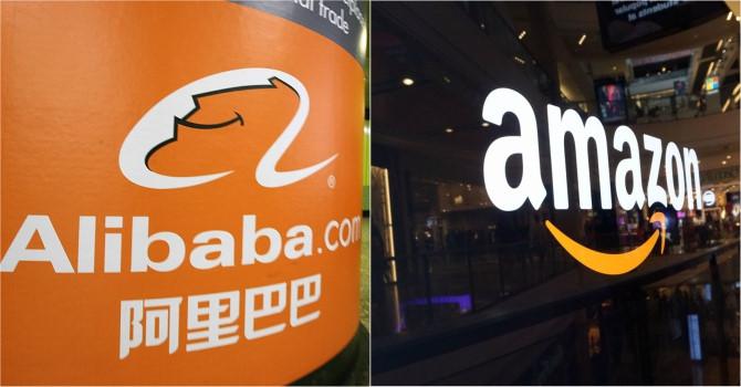 Cuộc đại chiến giữa 2 'gã khổng lồ' Amazon và Alibaba tại Đông Nam Á
