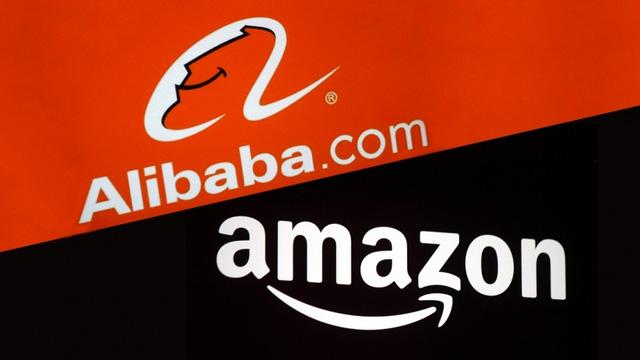 alibaba vs amazon: phuong dong so gang phuong tay tren chien truong thuong mai dien tu