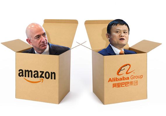 'Đại chiến' thương mại điện tử: Tương lai không còn xa