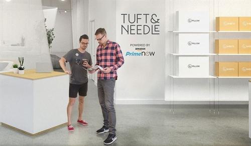 Cạnh tranh không lại Amazon, startup này đổi chiến lược và thành công