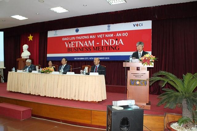 Mục tiêu kim ngạch thương mại Việt - Ấn đạt 15 tỷ USD năm 2020