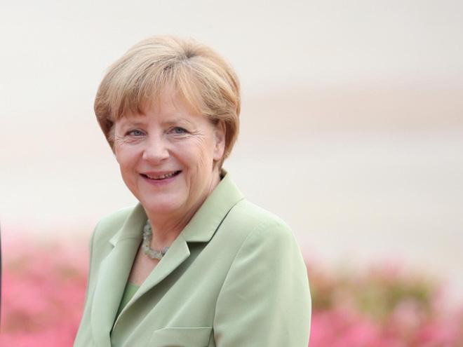 """Angela Merkel được TIME bầu chọn là """"Nhân vật của năm 2015"""""""