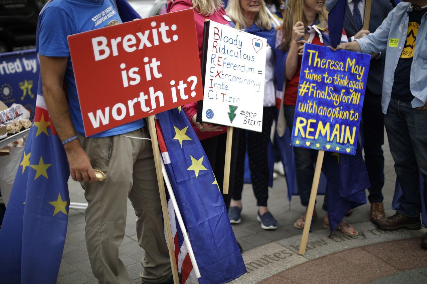 Anh được gì, mất gì 2 năm sau quyết định Brexit