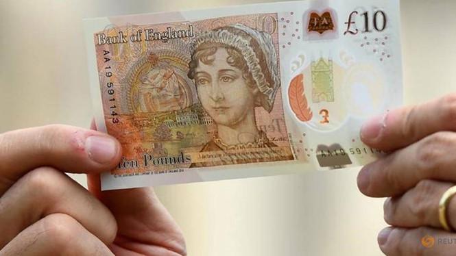 Anh sẽ phát hành đồng 10 bảng mới