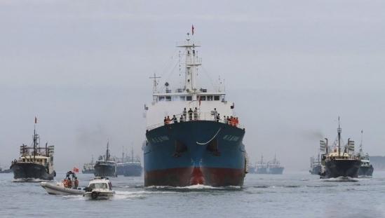 Tàu cá Trung Quốc: Những bóng ma từ Tam Á