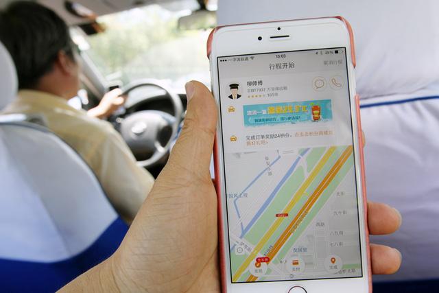 """Apple """"rót"""" 1 tỷ USD vào đối thủ của Uber tại Trung Quốc"""
