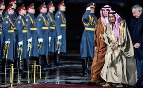 Vì sao quan hệ Nga và Arab Saudi ngày càng thắt chặt?