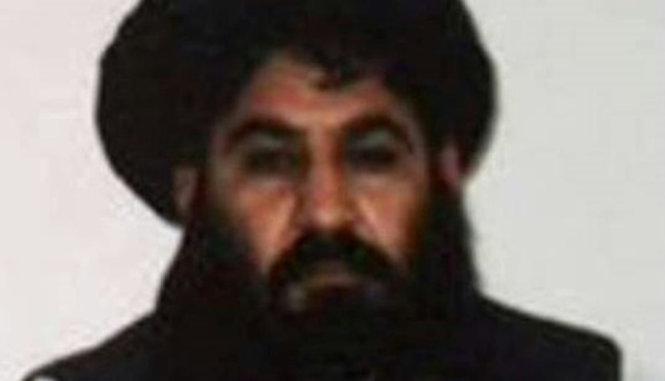 mullah akhtar mansour, thu linh cua taliban tu thang 7-2015 vua bi giet vao ngay 22-5 trong mot dot khong kich cua my - anh: afp