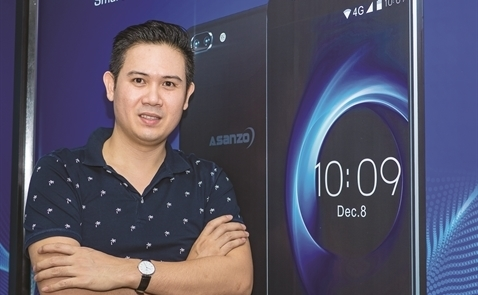 Asanzo + Kooda: Mở mặt trận của TV Việt