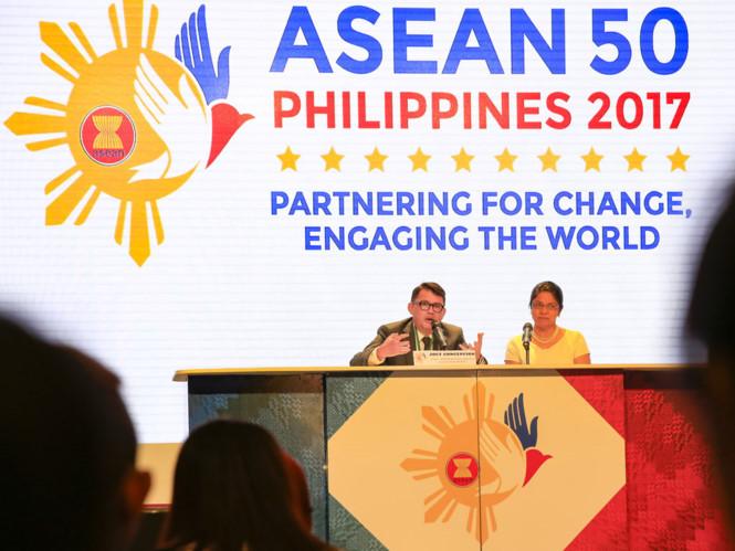 ASEAN hướng tới hiệp định thương mại khu vực