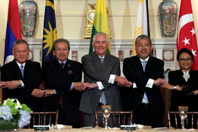 Triển vọng hợp tác kinh tế ASEAN - Mỹ thời hậu TPP