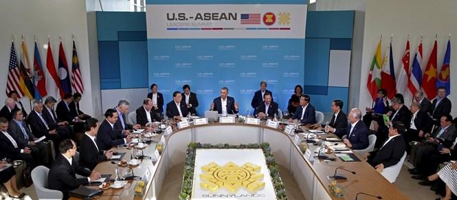 The Economist: Quan hệ ASEAN - Mỹ chặt hơn là nhờ Trung Quốc