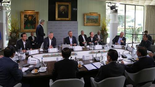 Thành công ngoài văn bản của hội nghị cấp cao Mỹ - ASEAN
