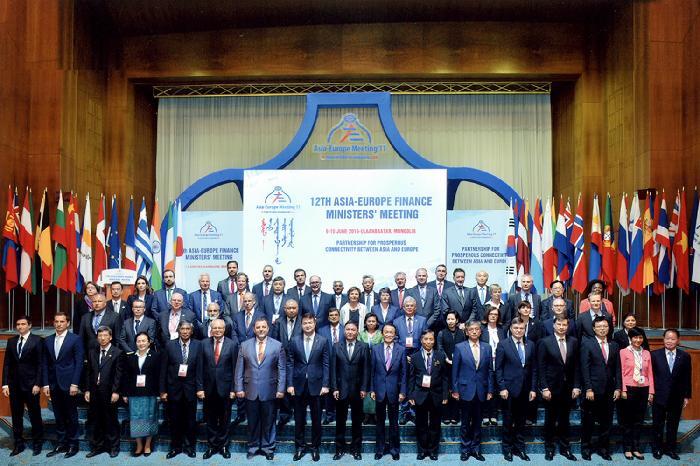 ASEM FinMM12: Đối tác để kết nối thịnh vượng Á - Âu