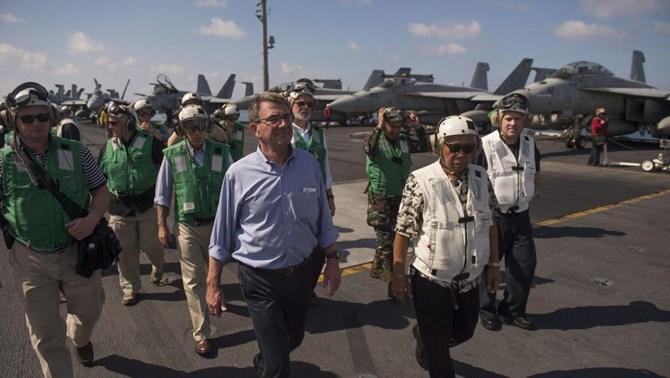 Biển Đông: Mỹ sẽ dùng quân sự để chế ngự Trung Quốc?
