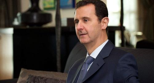 tong thong syria bashar al-assad. anh: afp
