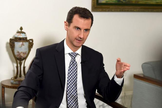 saudi arabiato thai do cung ran voi tong thong syria bashar al-assad - anh: reuters