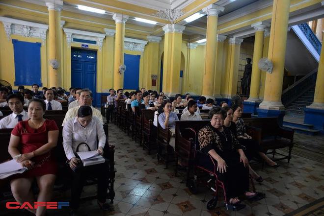 Nhóm bà Phấn và Phương Trang khiến Ngân hàng Đại Tín lao đao