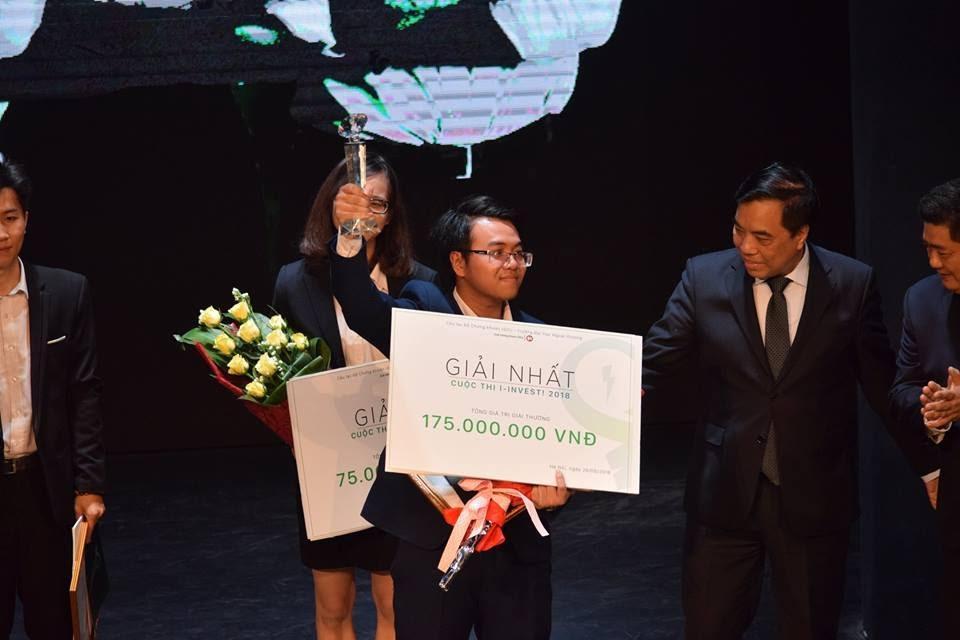 Chung kết I-INVEST! 2018: Mãn nhãn với những cuộc so tài bùng nổ