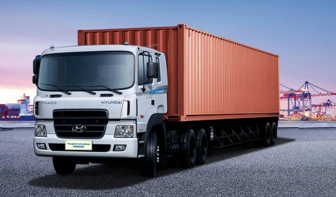 Izifix – Địa chỉ bán xe container chất lượng nhất trên toàn quốc