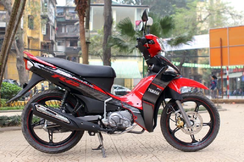 Tại sao người Việt thích mua xe máy Sirius?