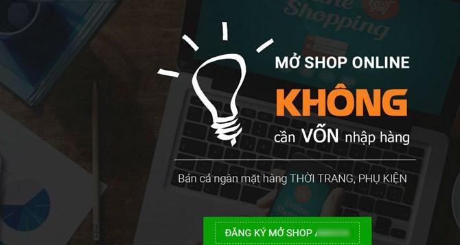 """Cộng tác viên bán hàng online, """"mô hình đa cấp"""" trong thương mại điện tử?"""